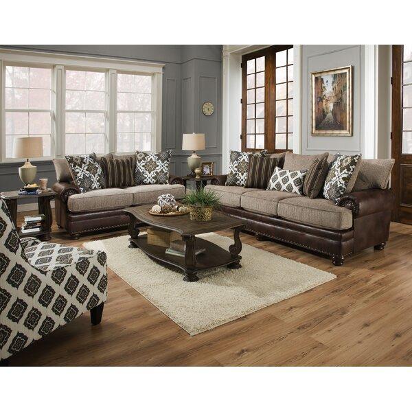 Bergin 2 Piece Living Room Set