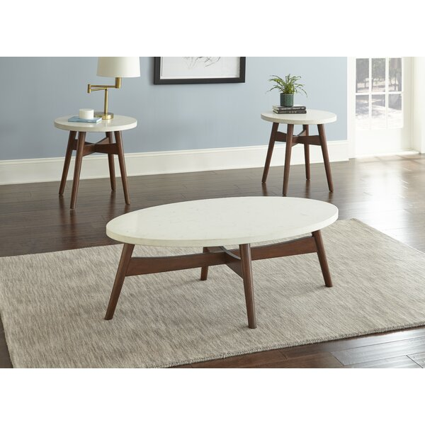 Wooten 2 Piece Coffee Table Set by George Oliver