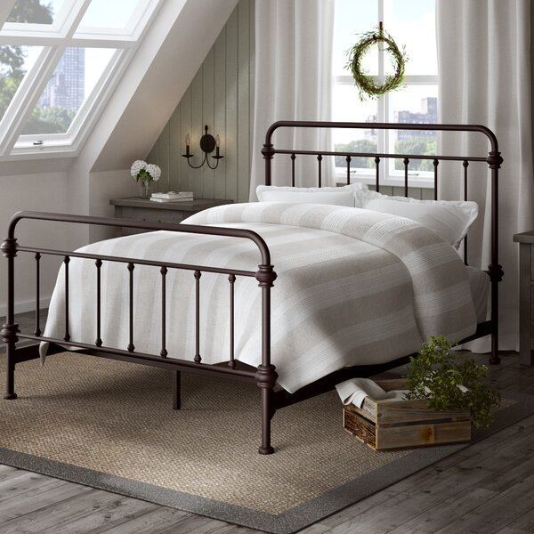 Cavaillon Panel Bed By Lark Manor.