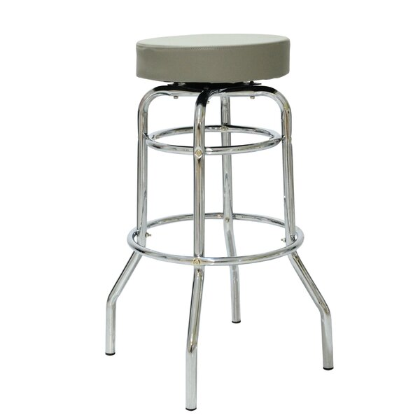 Patin 30.42 Swivel Bar Stool (Set of 2) by Ebern Designs