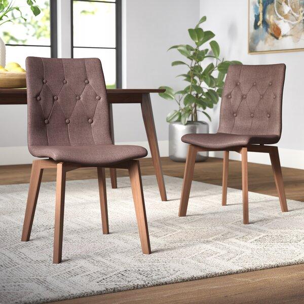 Maximus Side Chair (Set of 2) by Brayden Studio