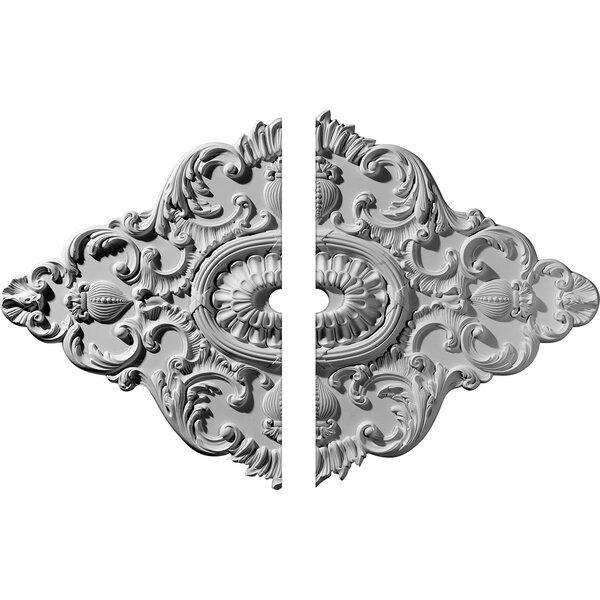 Ashford Ceiling Medallion by Ekena Millwork