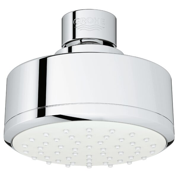 Tempesta Rain Shower Head With SpeedClean Nozzles By GROHE