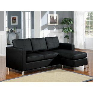 Grasty Bicast PU Leather Sectional
