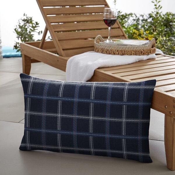 Siri Indoor/Outdoor Lumbar Pillow by Williston Forge