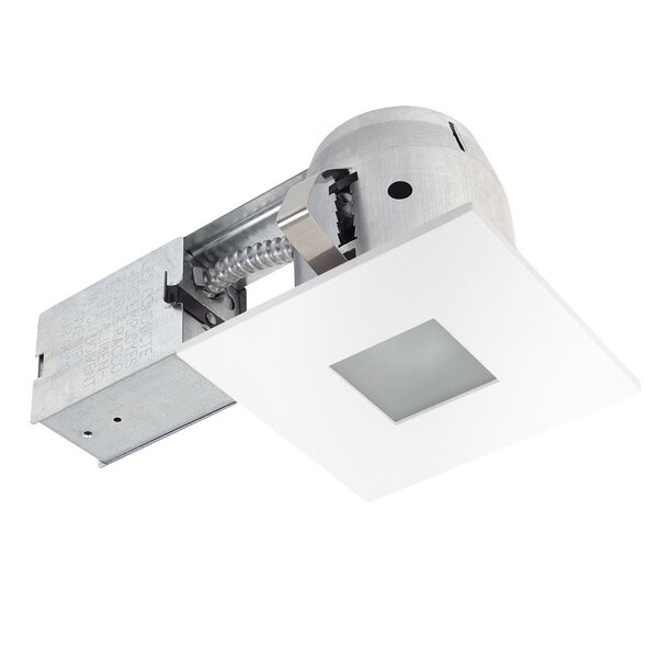 Ryanne Square Panel 4 Recessed Lighting Kit by Globe Electric Company