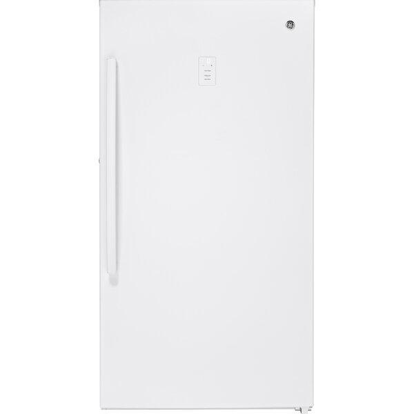 17.3 cu. ft. Frost-Free Upright Freezer by GE Appliances