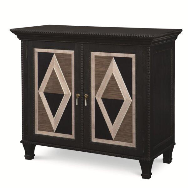 Biltmore Quintessence 2 Door Accent Cabinet by Fine Furniture Design Fine Furniture Design