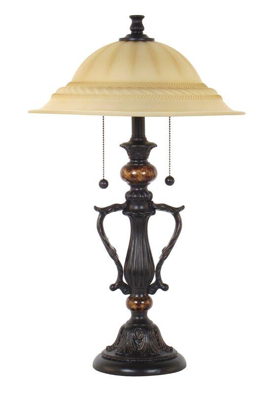 Fleur de lis living 1588 glass bowl lamp shade reviews wayfair 1588 glass bowl lamp shade aloadofball Image collections