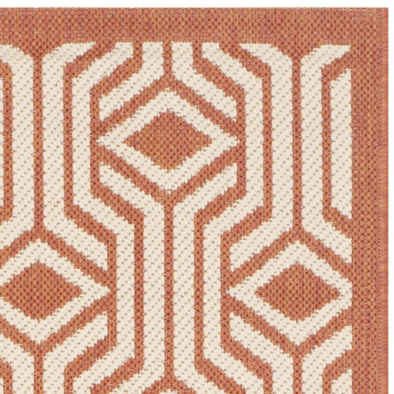 riley ave teppich adriane in rot beige bewertungen. Black Bedroom Furniture Sets. Home Design Ideas