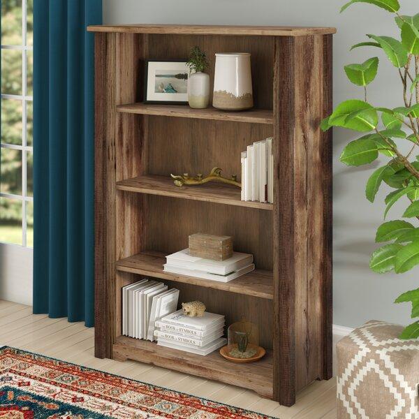 Abella Standard Bookcase by Loon Peak