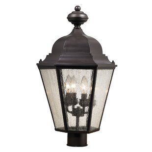 Price comparison Drennen Outdoor 4-Light Lantern Head By Darby Home Co
