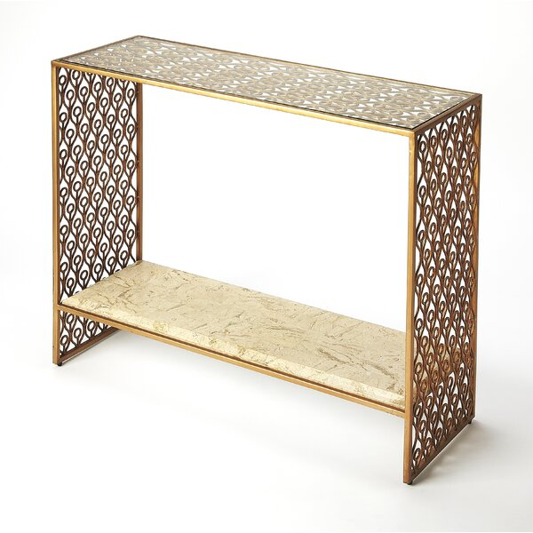 Wilmslow Console Table By Everly Quinn