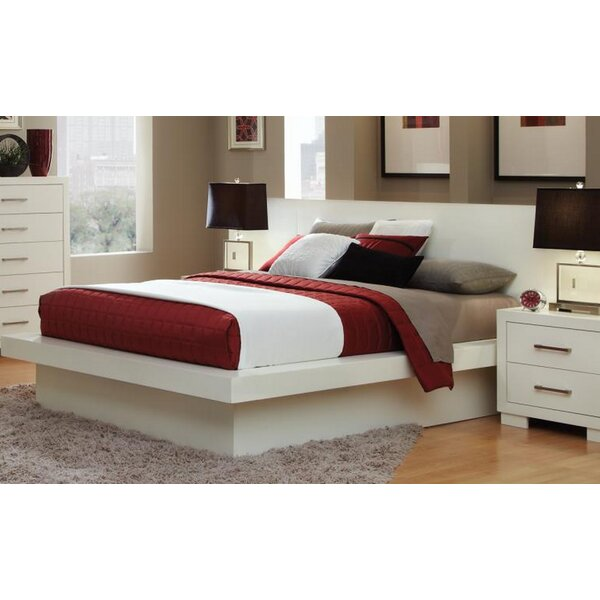 Hammes Platform Bed by Ebern Designs