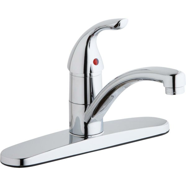 Everyday Single Handle Pull Down Kitchen Faucet