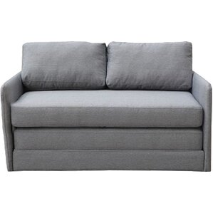 Zipcode Design Earl Reversible Sleeper Loveseat