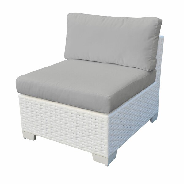 Monaco Patio Chair with Cushions by TK Classics