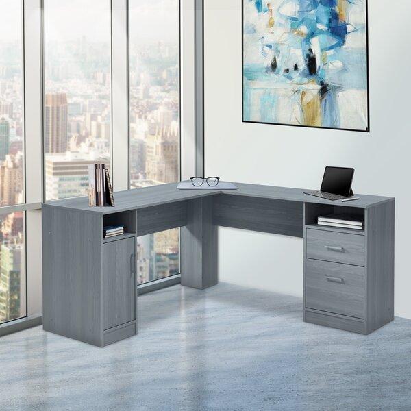 Aspasia L-Shape Computer Desk
