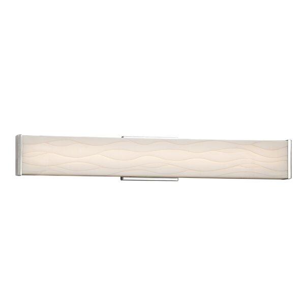 Salaam Linear LED Bath Bar by World Menagerie
