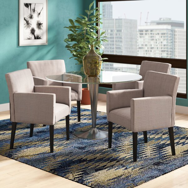 Mowery Heights Arm Chair (Set of 4) by Latitude Run