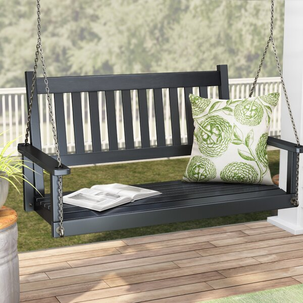 Franklin Springs Porch Swing by August Grove August Grove