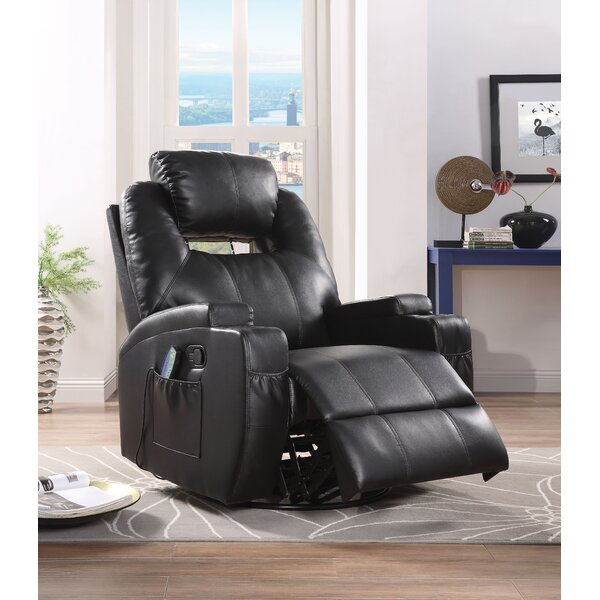 Musson Manual Swivel Recliner [Red Barrel Studio]