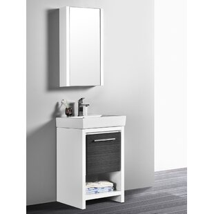 Artemis 20 Single Bathroom Vanity Set with Mirror ByIvy Bronx