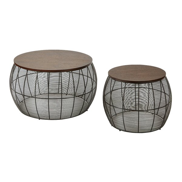 Camden 2 Piece End Table by OSP Designs