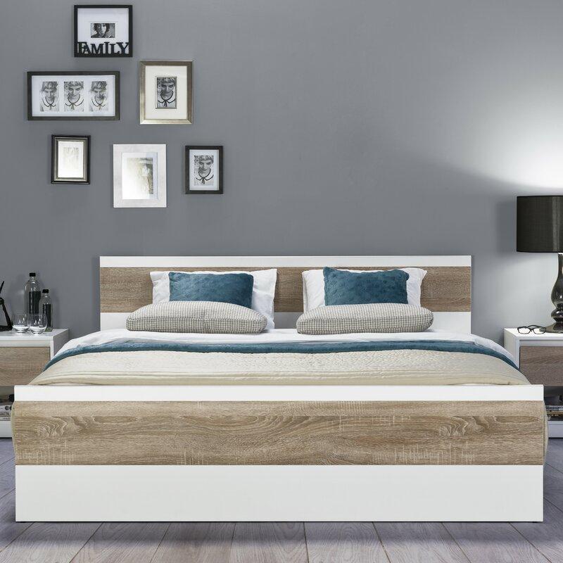wenecja european kingsize bed frame - European Bed Frame