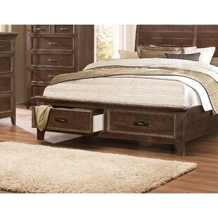 Reichert Storage Platform Bed By Loon Peak