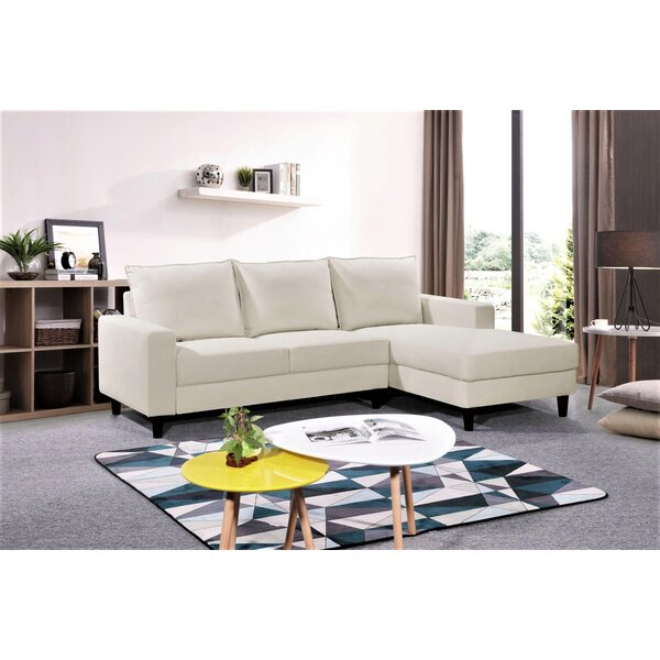 Gottfried Sectional by Ebern Designs