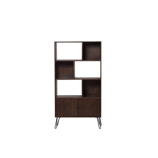Amee Geometric Bookcase By Foundry Select