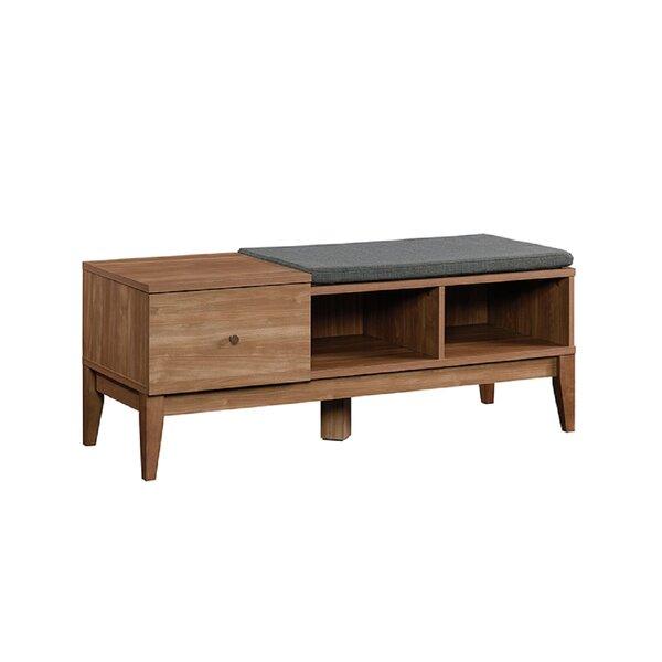 Leeroy Solid Wood Cabinet Storage Bench By Corrigan Studio