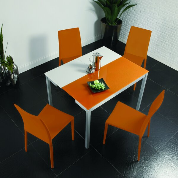 Meade 5 Piece Dining Set by Wade Logan