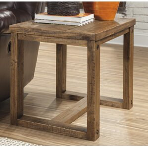 Languedoc Chairside Table by Loon Peak