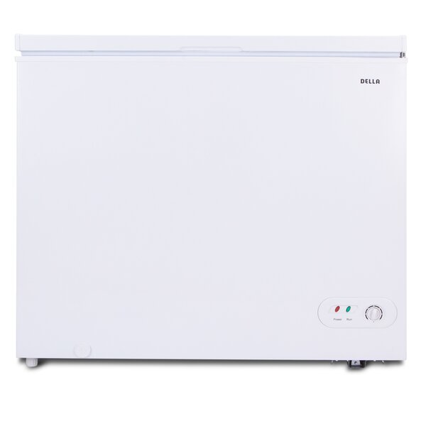 6.9 cu. ft. Chest Freezer by Della
