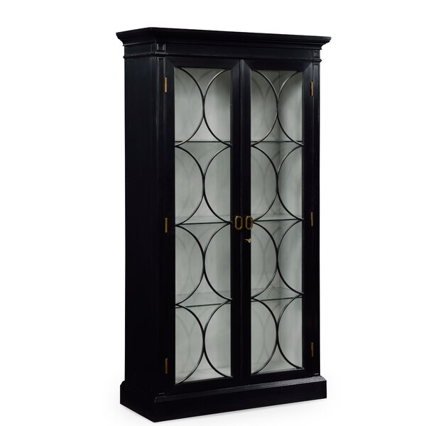 Kensington Formal Lighted Curio Cabinet by Jonathan Charles Fine Furniture