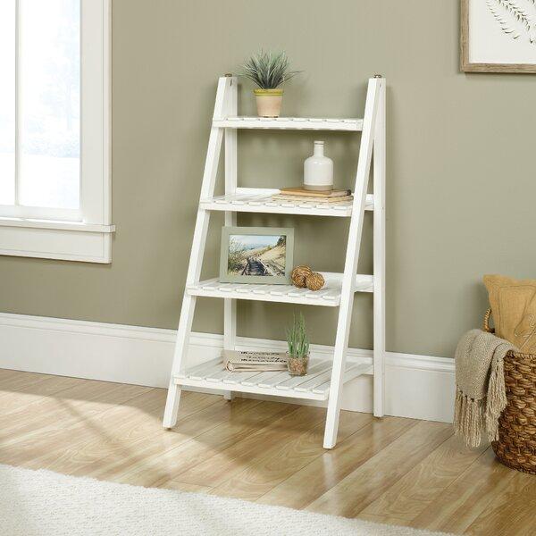 Myrasol Ladder Bookcase By Highland Dunes