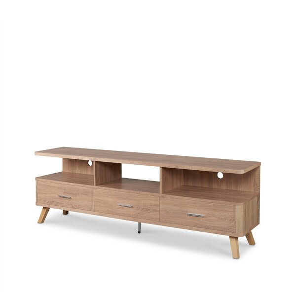 Buzard TV Stand For TVs Up To 85