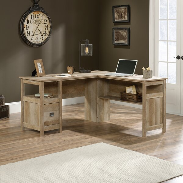 Doraville L-Desk Executive Desk by Greyleigh