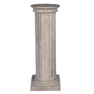 Ideal Roman Column Pedestal | Wayfair CQ43