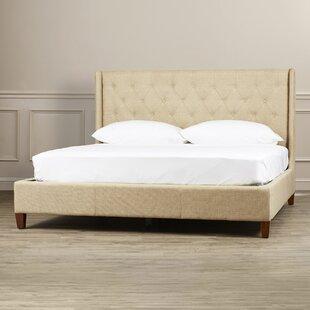 Cooper Upholstered Panel Bed