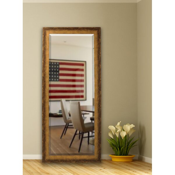 Extra Tall Floor Accent Mirror by Darby Home Co