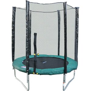 6' Trampoline Combo with Enclosure