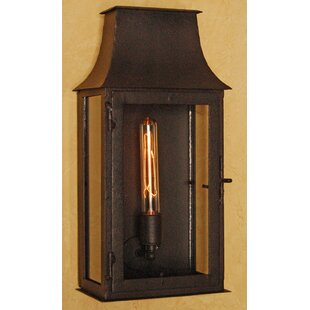 Looking for Brighton 1-Light Outdoor Wall Lantern By Laura Lee Designs