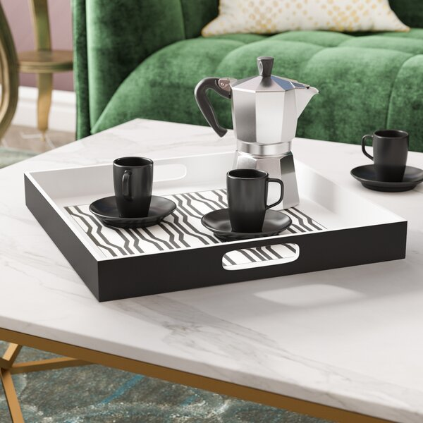 Square Tray by Mercer41
