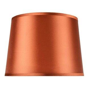 Burnt orange lamp shades wayfair 14 fabric empire lamp shade aloadofball Gallery