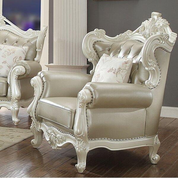 Sabastian Club Chair by Astoria Grand