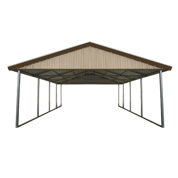 20 Ft. W x 24 Ft. D Canopy by Premium Canopy