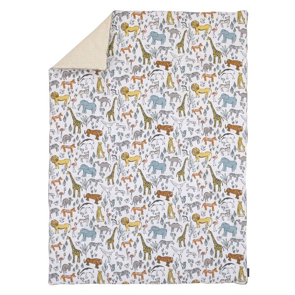 Safari Quilt/Play Blanket by DwellStudio